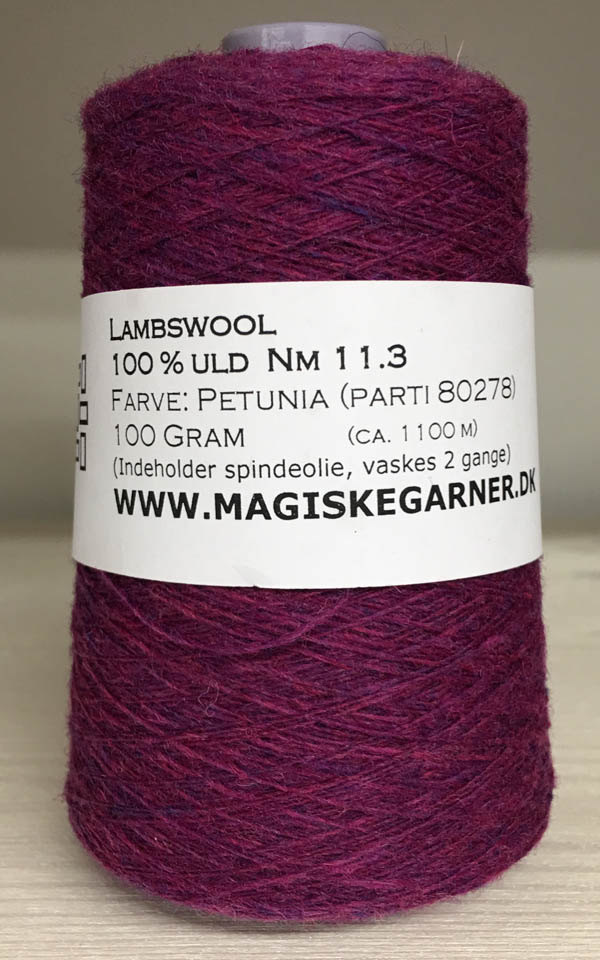 Lambswool Nm 11.3