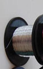 Rustfristål-tråd
