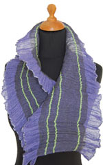 Vævekit P9: Flæsetørklæde